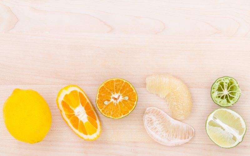 Nettoyant au vinaigre et au citron